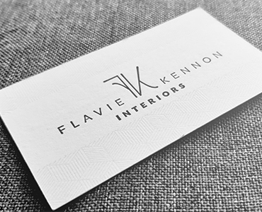 Logo  – Flavie Kennon Interiors