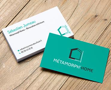 Logo – Métamorph'home