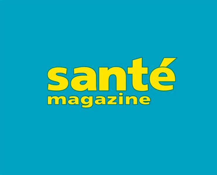 Refonte site – santemagazine.fr